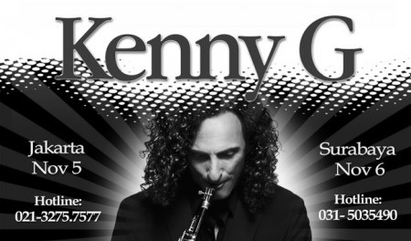 Kenny G Live in Concert 2010
