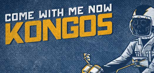 Come With Me Now – Kongos