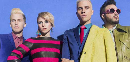 Sleeping With A Friend – Neon Trees