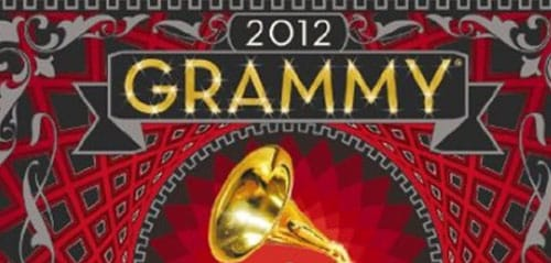 Lagu Terbaik 2012 Grammy Award Nominees
