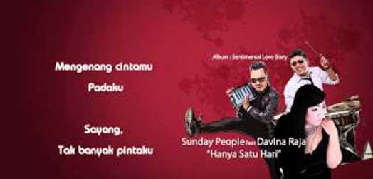Hanya Satu Hari (Sunday People Project, Ft. Davina Raja)