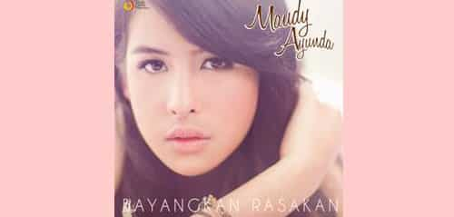 Single Terbaru Maudy Ayunda: Bayangkan Rasakan