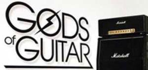 Lirik Lagu di Album Gods of Guitars