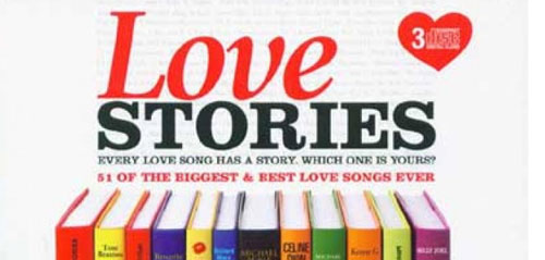 Lirik Lagu Terlengkap di Album Love Stories