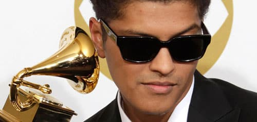 Bruno Mars Official Video Collections