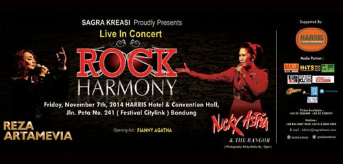 Rock Harmony Live in Concert