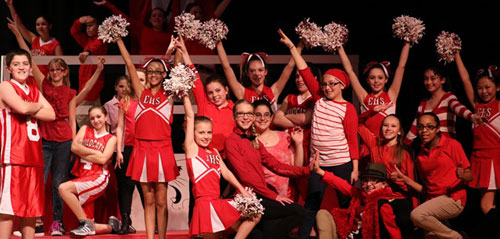 We're All in This Together (High School Musical Cast)