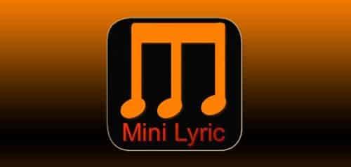 MiniLyrics: Aplikasi Pencari Lirik Musik