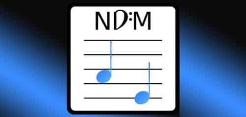 Belajar Note Musik Dengan NotesDeMusique