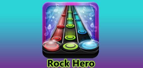 Rock Hero: Uji Kemampuan Gitar Kamu