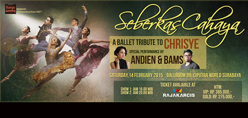 Seberkas Cahaya: A Ballet Tribute To Chrisye