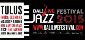 Bali Live International Jazz Festival 2015