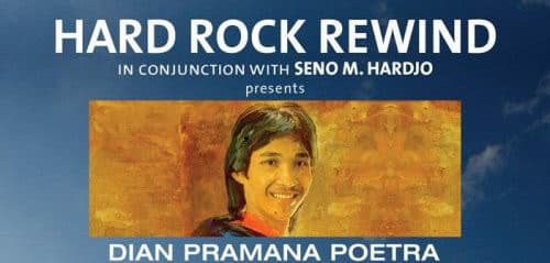 Dian Pramana Poetra Di Hard Rock Cafe
