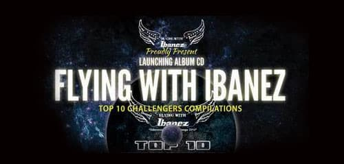 Launching Album Flying with Ibanez di Jakarta