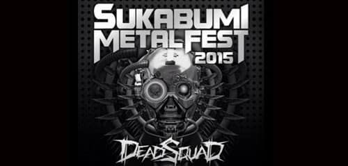 Konser Musik Metal dan Hardcore di Sukabumi