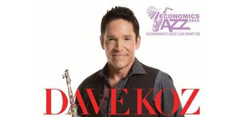 Konser Economics Jazz 2015 di Yogyakarta