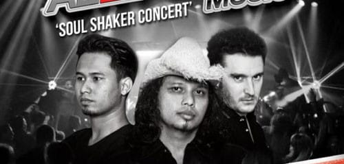 Live Streaming Concert Gugun Blues Shelter