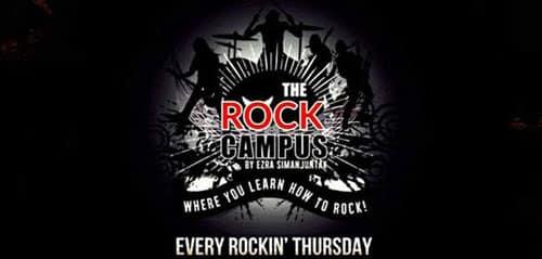 Tonton The Rock Campus Setiap Kamis