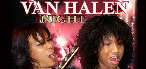 Van Halen Night di Hard Rock Cafe Jakarta