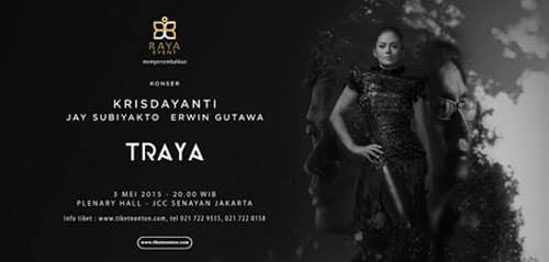 Konser Kolaborasi Krisdayanti, Jay Subiakto & Erwin Gutawa