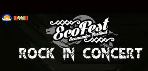 The Sigit Meriahkan EcoFest Rock In Concert Yogyakarta