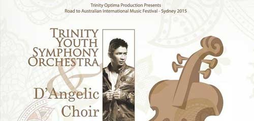 Trinity Youth Symphony Orchestra di Ancol