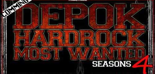 Depok Hardrock Most Wanted Session 4