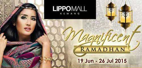 Raisa di Midnight Shopping Lippo Mall Kemang