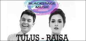 Backstage Tulus & Raisa di Rolling Stone Cafe Kemang