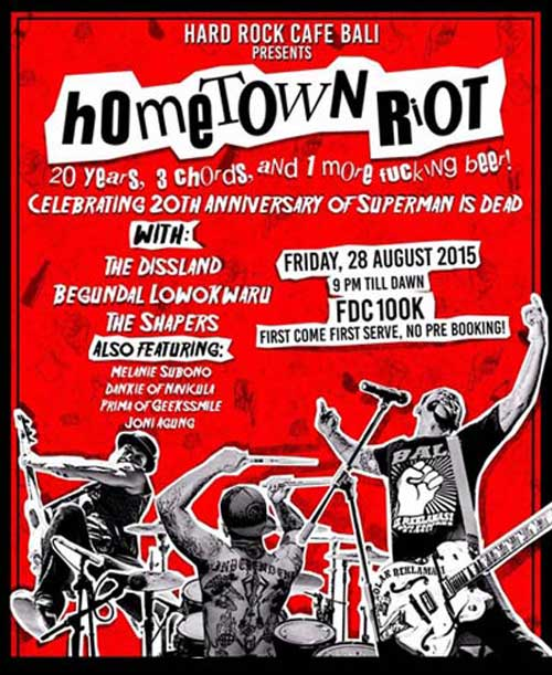 Celebrating-20th-Anniversary-of-Superman-Is-Dead-Hard-Rock-Cafe-Bali2