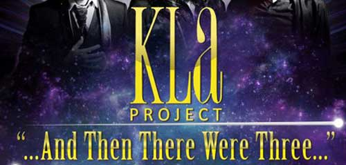 Konser KLa Project: And then there where three