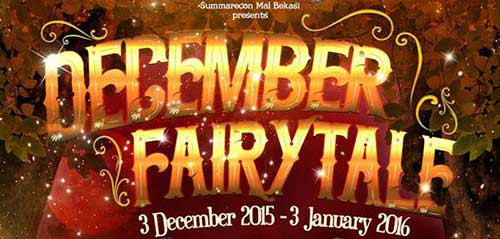 ADA Band & Judika Ramaikan December Fairytale