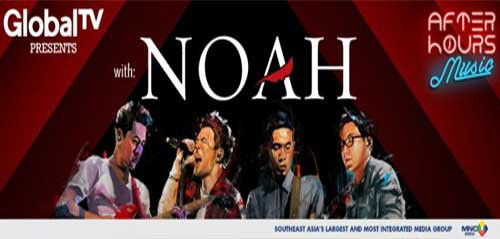 After Hours NOAH di SCBD