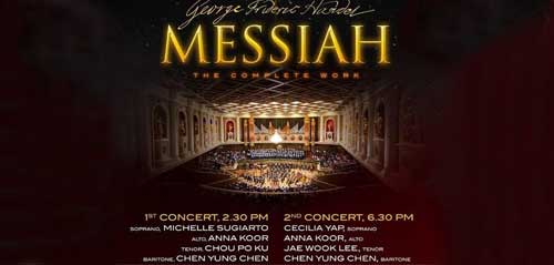 Christmas Concert Handel Messiah