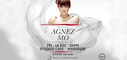 Konser Agnes Mo di Makassar