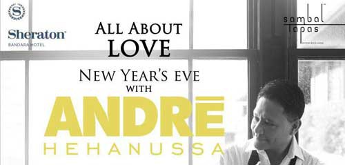 New Year Eve with Andre Hehanusa