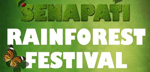 Sambut Sunrise 2016 di Senapati Rainforest Festival
