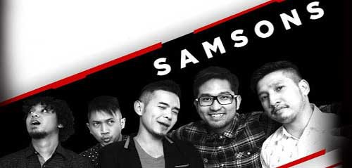 Soundsations with Samsons di Balikpapan