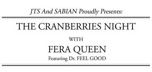 The Cranberries Night with Fera Queen di Yogyakarta