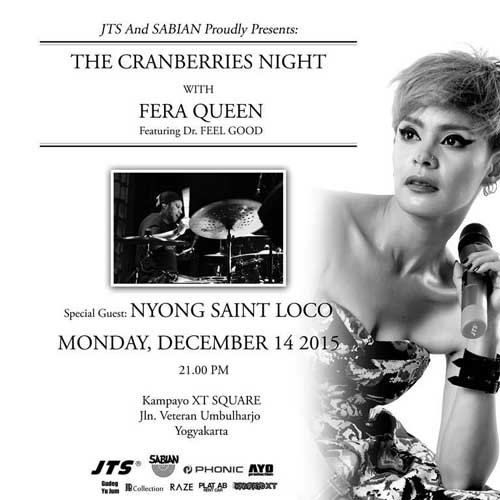 The-Cranberries-Night-with-Fera-Queen-di-Yogyakarta_2
