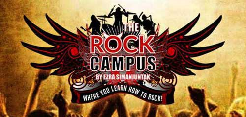 Nikmati Hiburan Kamis Malam di The Rock Campus