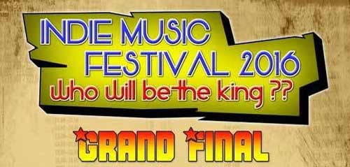 Grand Final Indie Music Festival 2016