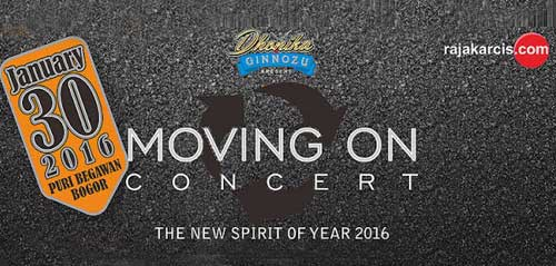"Moving On Concert ""The New Spirit Of Year 2016"" di Bogor"