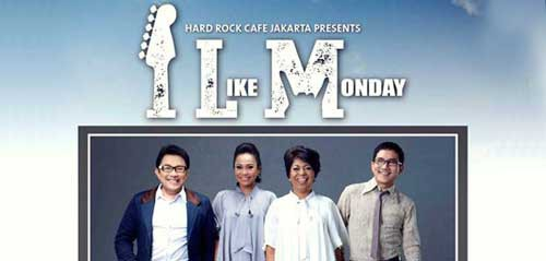 Elfa's Singers Ramaikan I Like Monday di Hard Rock Cafe Jakarta
