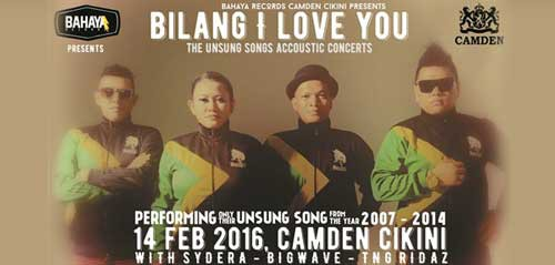 "Konser ""Bilang I Love You"" Promo Album This is Souljah"