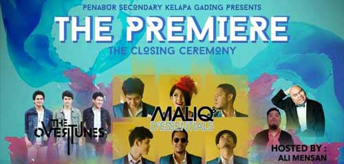 Pensi The Premiere 2016 Hadirkan Overtunes