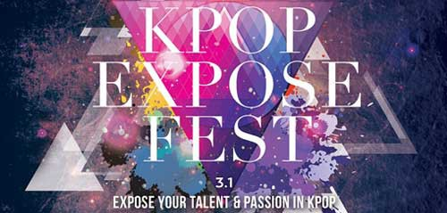 Ikuti KPOP Expose Fest 3.1 Dance Cover & Singing Cover Competition