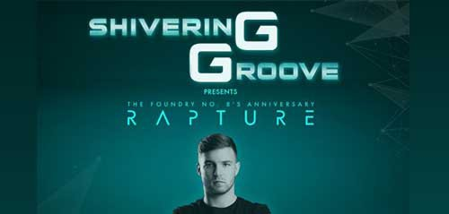 Shivering Groove – Rapture with Junior J di The Foundry no.8