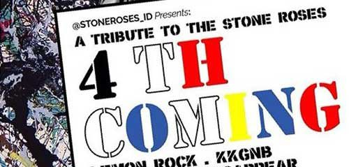 "A Tribute To The Stone Roses ""4th Coming""di Kemang Jakarta"