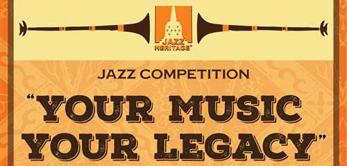 Kompetisi Jazz, Your Music Your Legacy di Surabaya